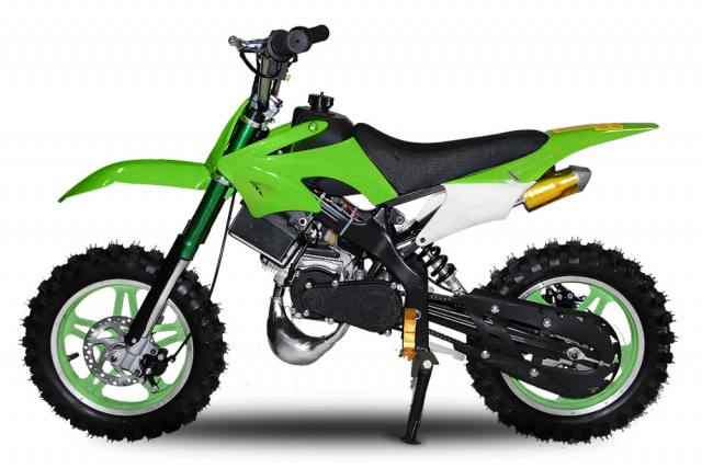 Кроссовый мотоцикл с электростартером аполло 49cc Dirtbike Apollo E-Start