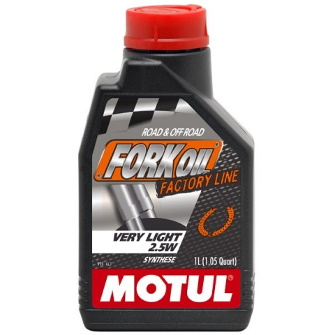 Масло вилочное Motul Fork Oil Expert Medium 2.5W