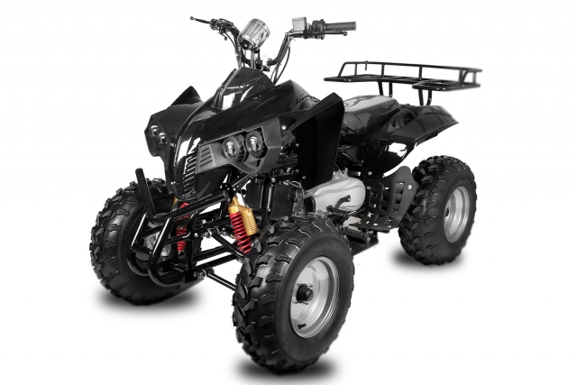"150cc MMG Warrior Quad ATV 10 ""Автоматическая CVT Offroad"