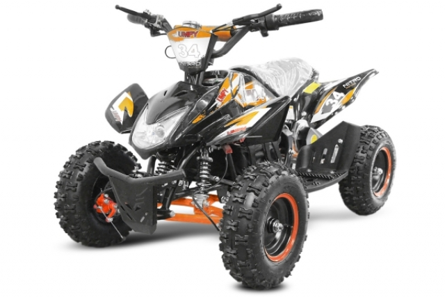 "Квадроцикл NITRO Motors Eco Jumpy 6"" Deluxe"