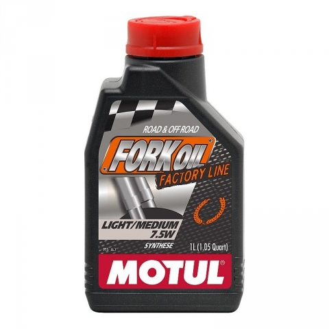 Масло вилочное Motul Fork Oil Expert Medium 7.5W