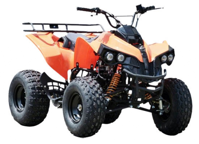 Квадроцикл KXD ATV 008 Warrior 125сс (реальные 110сс)