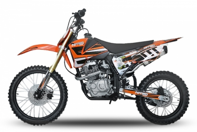 Купить питбайк Nitro Motors 150cc Hurricane Dirtbike 19/16