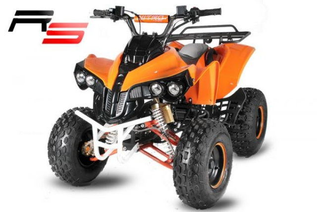 Квадроцикл NITRO Motors Warrior RS8-A